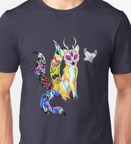 Fox of Wisdom Unisex T-Shirt