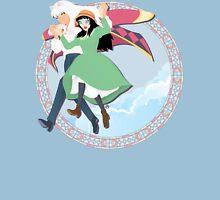 InuYasha's Moving Castle Unisex T-Shirt