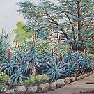 Truganina Explosives Reserve Keeper's quarters Garden 2 by Virginia  Coghill