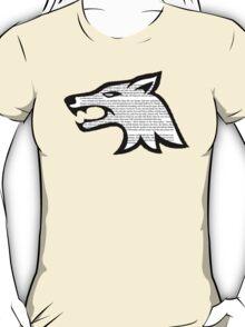 Arya Stark - Game of Thrones Direwolf T-Shirt