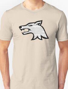 Arya Stark - Game of Thrones Direwolf Unisex T-Shirt