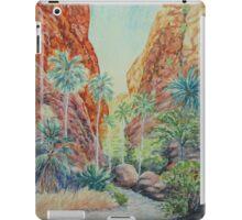 Mini Palms, Purnululu, Kimberly, Australia iPad Case/Skin