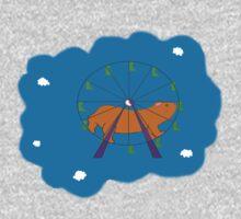 Hamster in a ferris wheel by textilestalk