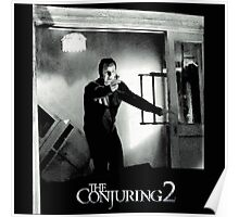 Ed Warren the conjuring 2 Poster