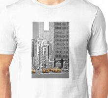 NYC Yellow Cabs NYPD Unisex T-Shirt