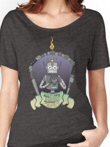 The Love Robot Women's Relaxed Fit T-Shirt
