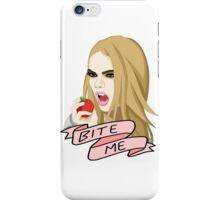 Cara Delevigne  iPhone Case/Skin