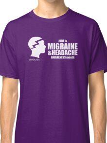 Migraine and Headache Awareness Month Design 1 Classic T-Shirt