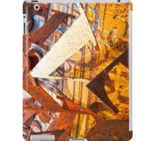 Metal Rust Texture iPad Case/Skin