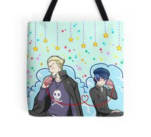 Listen to my Heart Tote Bag