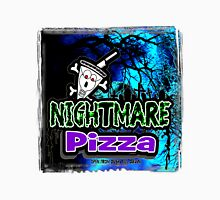 Nightmare Pizza by Jeronimo Rubio 2016 Unisex T-Shirt