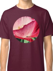 Red Poppy in Sunlight Classic T-Shirt