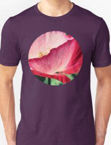 Red Poppy in Sunlight Unisex T-Shirt