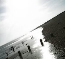 Cooden Beach East Sussex by RachelMacht