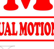 PMS - Perpetual Motion Squad Sticker