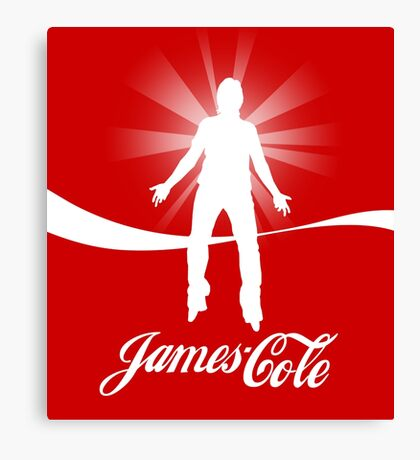 James Cole (the Real Thing) Canvas Print