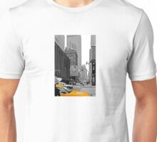 NYC Yellow Cabs Sex and the .... Unisex T-Shirt