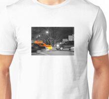 NYC Yellow Cabs Oscar Night Unisex T-Shirt