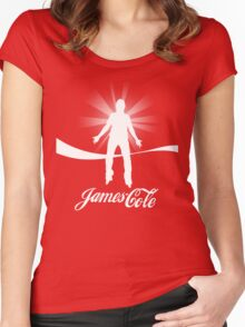 James Cole (the Real Thing) Women's Fitted Scoop T-Shirt