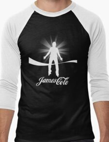 James Cole (the Real Thing) Men's Baseball ¾ T-Shirt