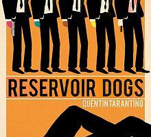 Reservoir Dogs by thewavve