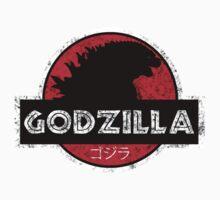 Godzilla by RowanArthur93