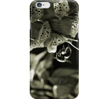 Falling Away iPhone Case/Skin
