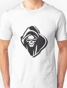 Death hooded evil sunglasses creepy Unisex T-Shirt