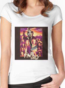 final girls Women's Fitted Scoop T-Shirt
