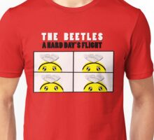 The Beetles, A Hard Day's Flight Unisex T-Shirt