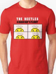 The Beetles, A Hard Day's Flight T-Shirt