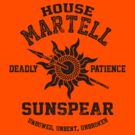 Team Martell (Black) by Digital Phoenix Design