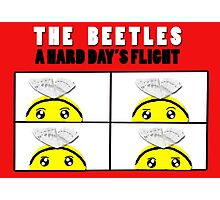 The Beetles, A Hard Day's Flight Photographic Print