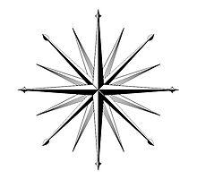 Nautical Wind Compass by RoughCutErik