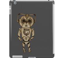 Cybermen x French Bulldog iPad Case/Skin