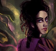 Vanessa Ives by deletia