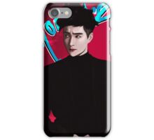 Monster (Lay) iPhone Case/Skin