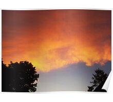 Fire Sky01 Poster