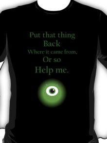 Mike Wazowski T-Shirt