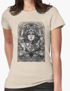 Winya No. 84 Womens Fitted T-Shirt