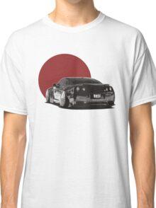 Nissan GTR Japan sun Classic T-Shirt