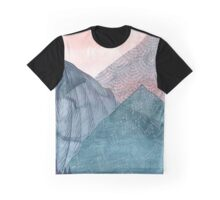 O'er The Wild Mountains Graphic T-Shirt
