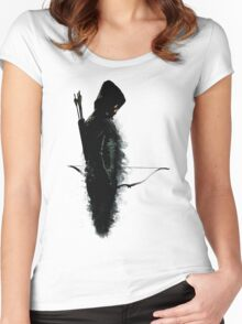 Oliver's hood Women's Fitted Scoop T-Shirt