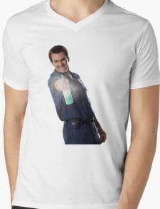 The janitor Mens V-Neck T-Shirt