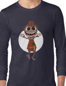 Scarecrow surprises everyone Long Sleeve T-Shirt