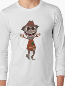 Scarecrow surprises everyone Long Sleeve T-Shirt