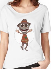 Scarecrow surprises everyone Women's Relaxed Fit T-Shirt