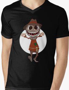 Scarecrow surprises everyone Mens V-Neck T-Shirt