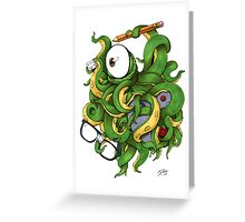 The Outsider Greeting Card