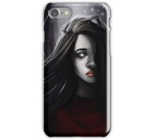 Silver tears iPhone Case/Skin